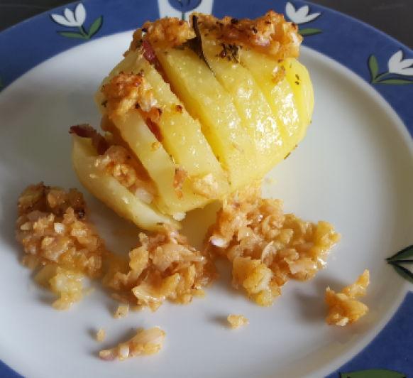 Patatas al varoma con Thermomix®