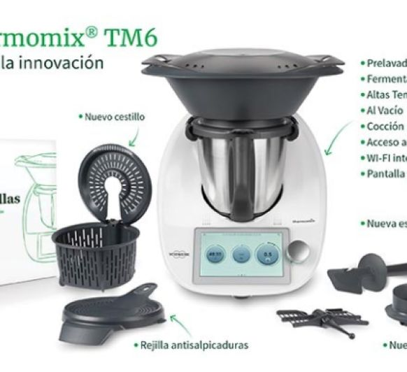 Último Thermomix® . TM6