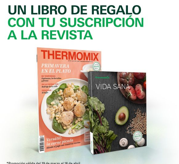 Nova promoció Thermomix® Magazine