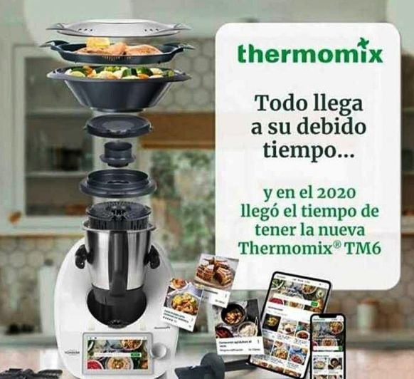 ME QUEDO EN CASA CON Thermomix®