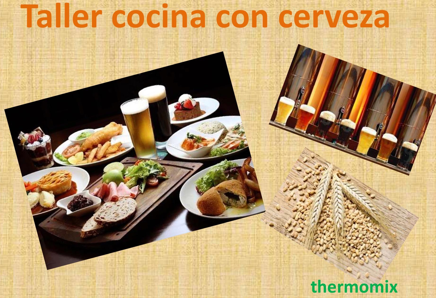 Taller cocina con cerveza general blog de marisa - Taller cocina barcelona ...