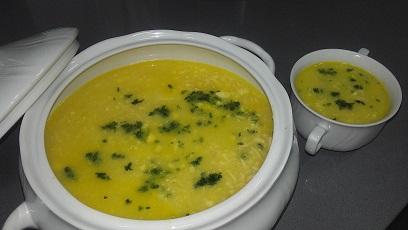 Sopa de ave