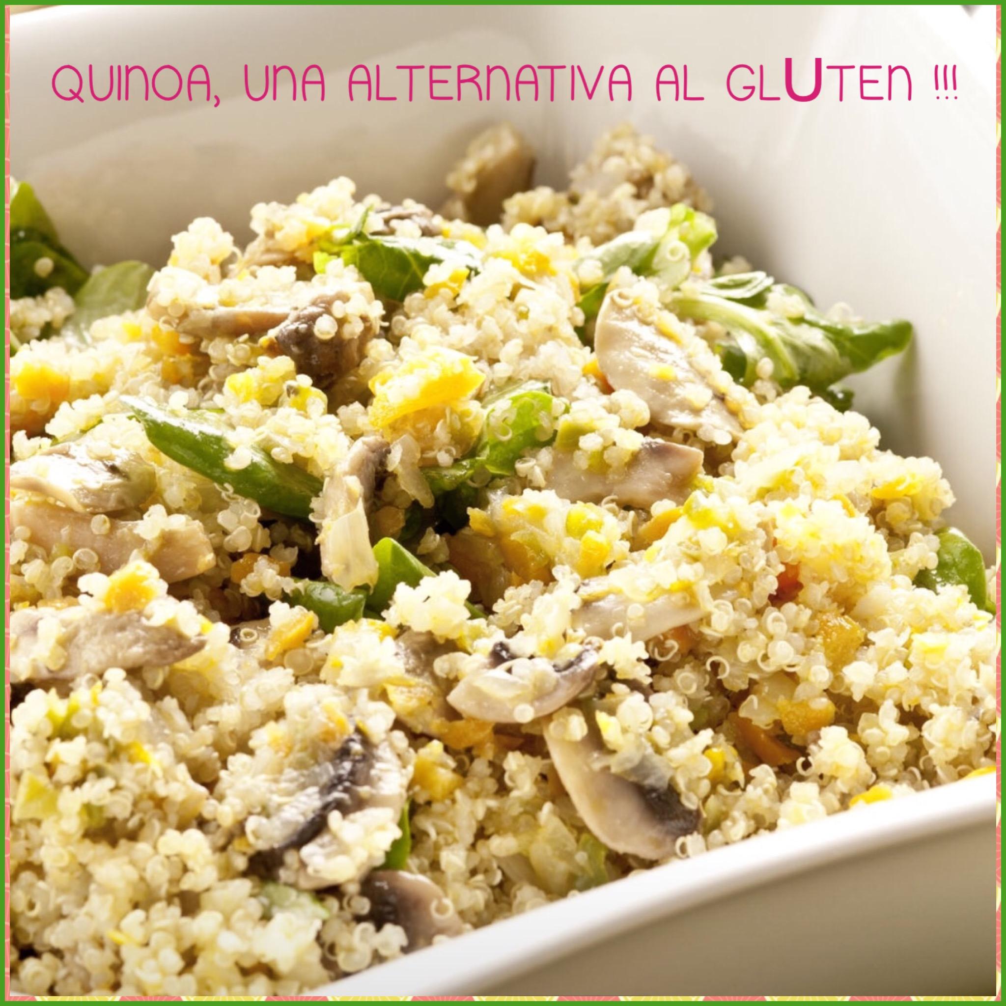 Quinoa con verduras salteadas con thermomix pastas y arroces blog de cristina meseguer - Alternativas thermomix ...