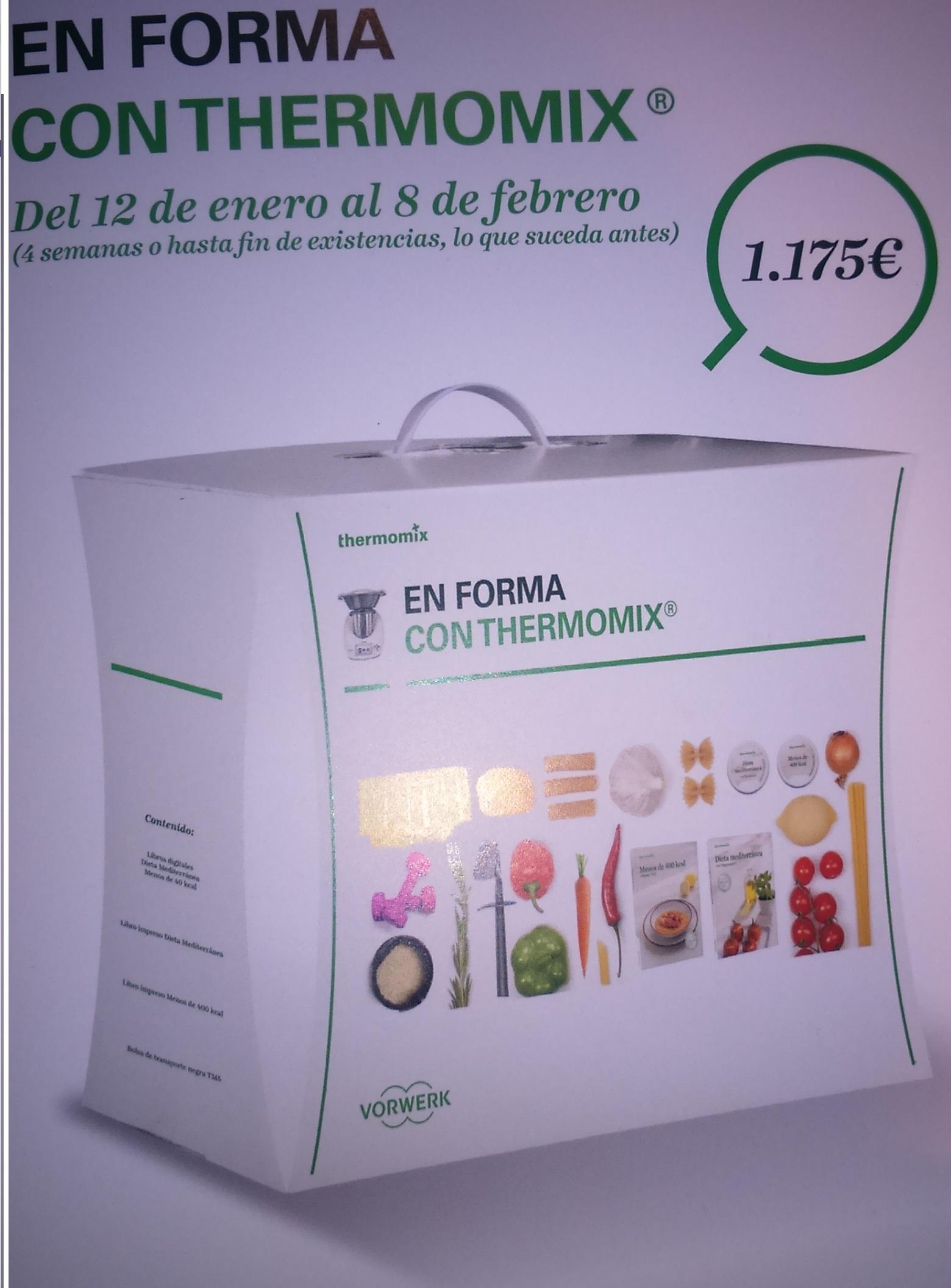 EDICION EN FORMA CON Thermomix®