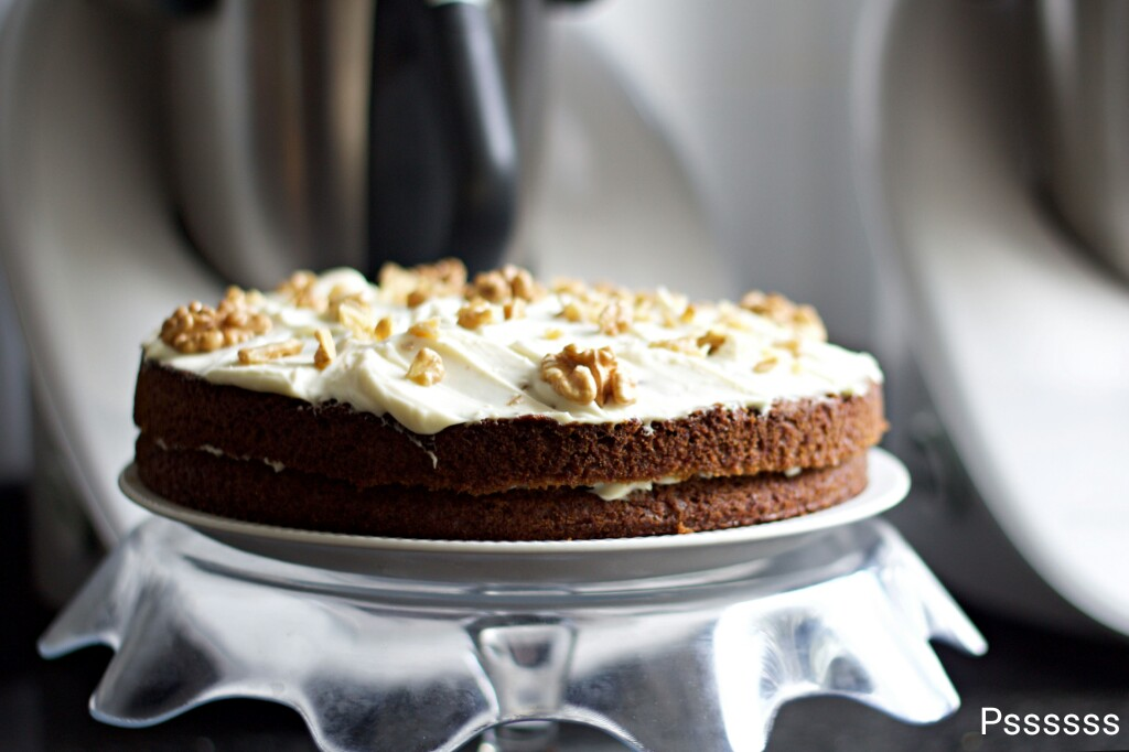 CARROT CAKE EN Thermomix®