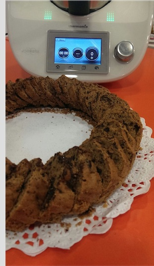 BIZCOCHO DE GALLETAS DE CHOCOLATE CON Thermomix®