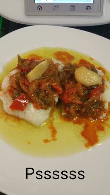 BACALAO CLUB RANERO EN Thermomix®