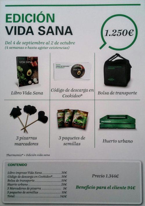 3er Aniversario Thermomix® : Edición Vida Sana