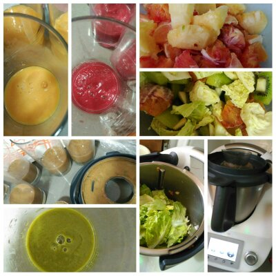 SMOOTHIES CON Thermomix®