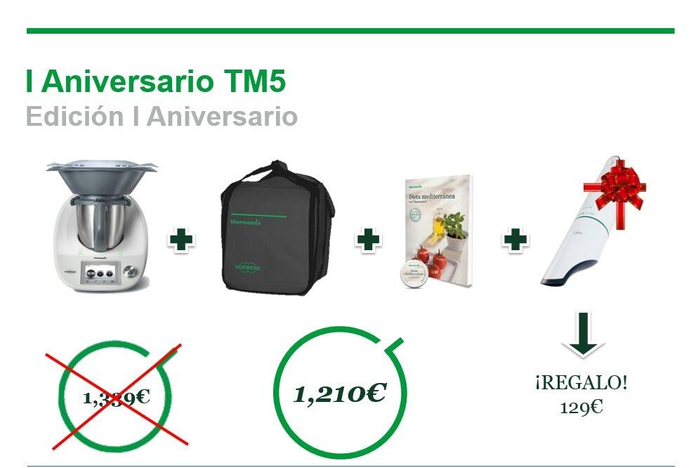1er Aniversario Tm 5 Thermomix®