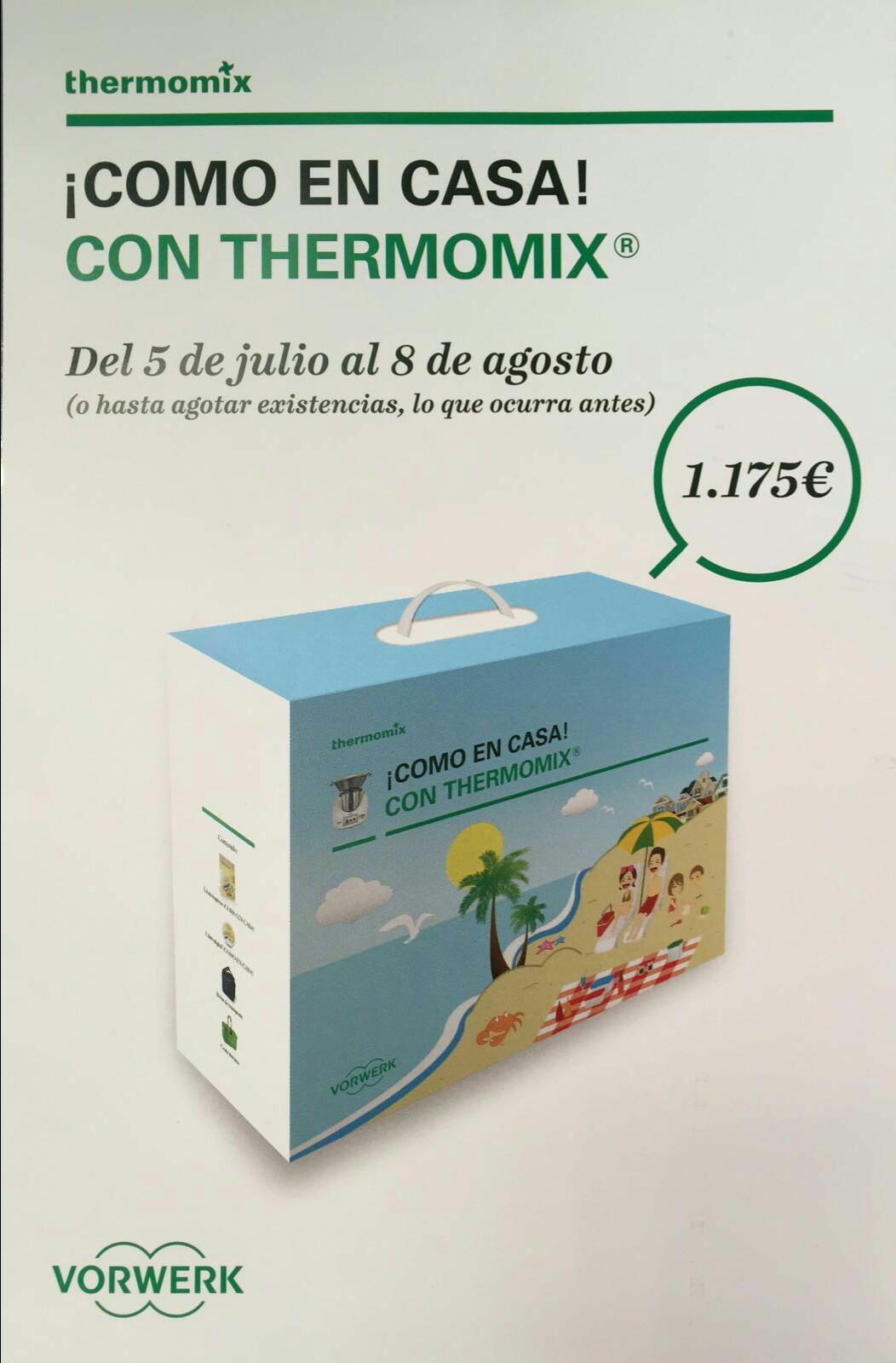 NUEVA EDICIÓN COMO EN CASA DE Thermomix®