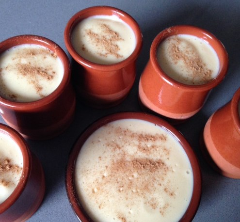 NATILLAS RAPIDAS CON Thermomix®