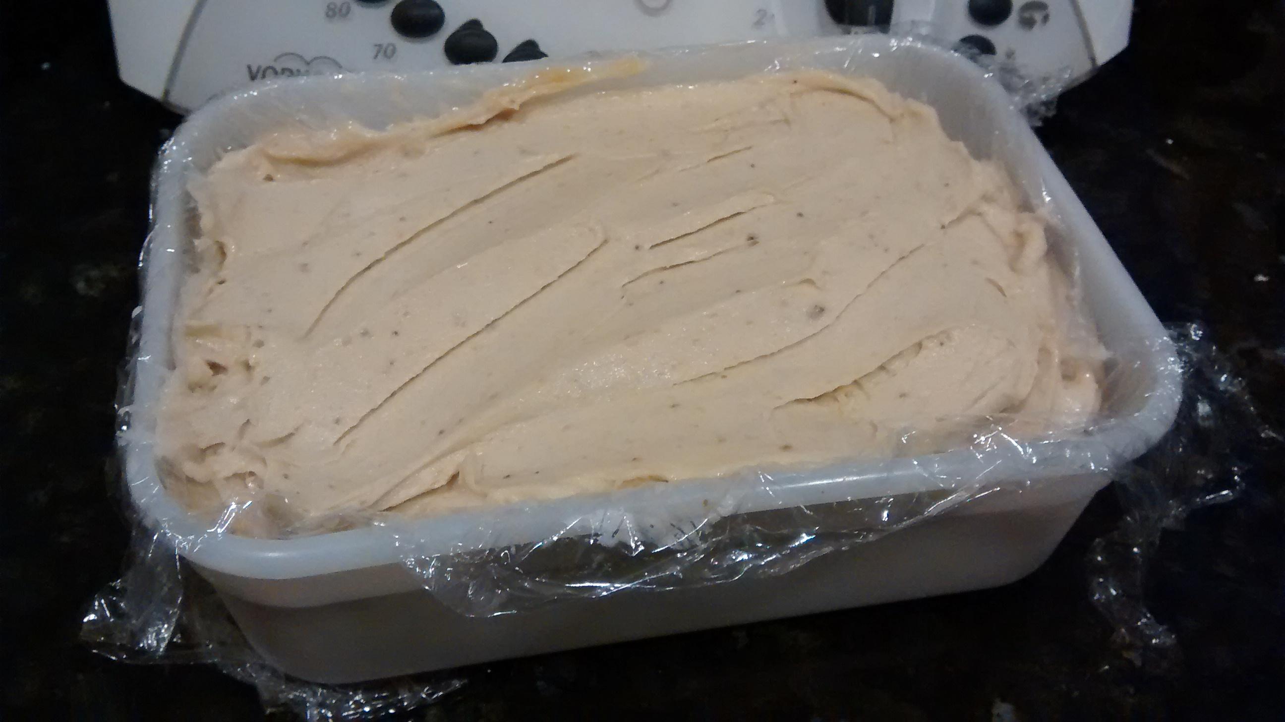 Crema base de helado y cómo transformarla en otros sabores con Thermomix®