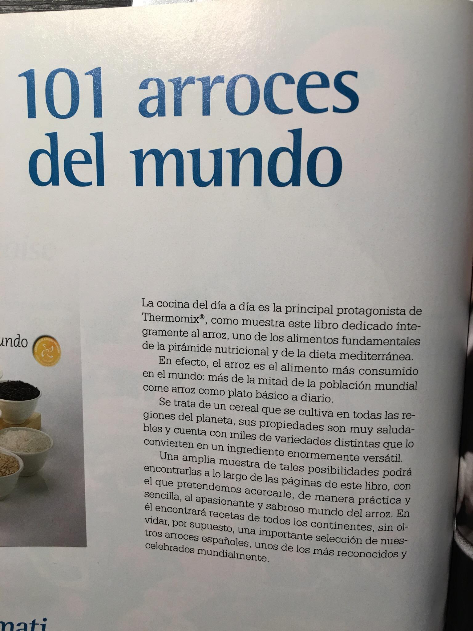 ARROZ BASMATI CON Thermomix® , 101 ARROCES DEL MUNDO