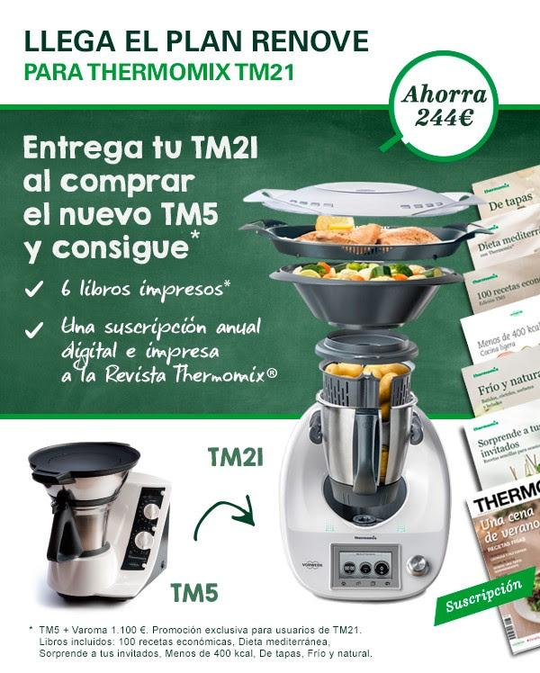 Plan Renove TM21--> TM5, aprovecha la oportunidad!