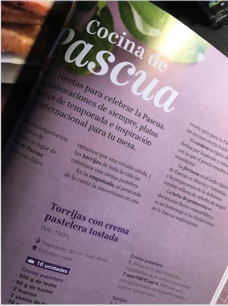 Thermomix® ANTICIPA LA PRIMAVERA, NUESTRO MAGAZINE DE MARZO, Nº 89
