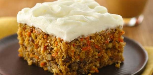 Carrot Cake estilo