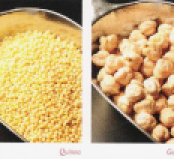 Preparación de Harinas sin gluten, con Thermomix®