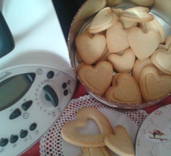 Preparando San Valentín con Thermomix®