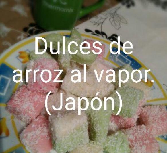 DULCE DE ARROZ AL VAPOR Thermomix®