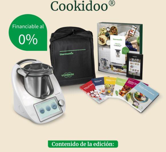 Edición cookidoo con financiación 0%