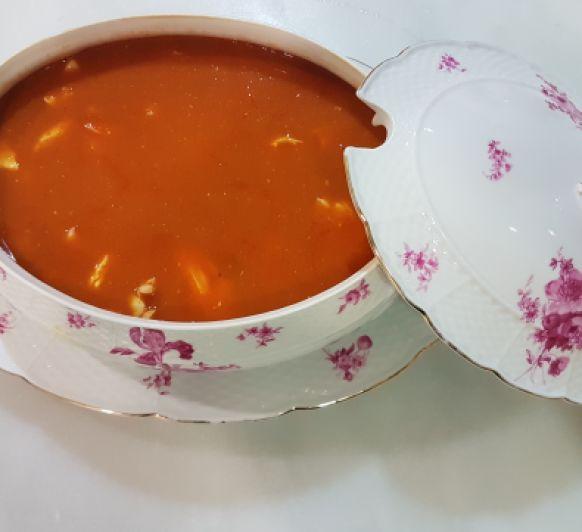 La mejor sopa de pescado con Thermomix®