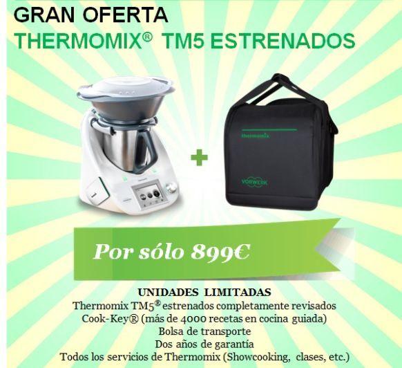 Thermomix® TM5 ESTRENADOS