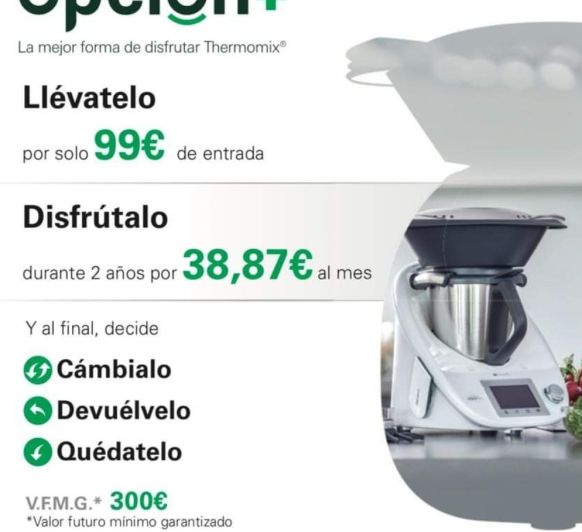 OPCION + Thermomix®
