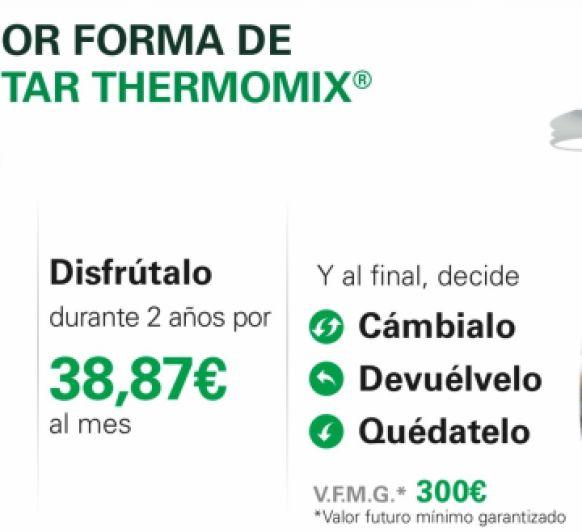 Opcion + de Thermomix® . Una nueva forma de disfrutar tu Thermomix®