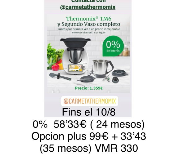 0% Thermomix®