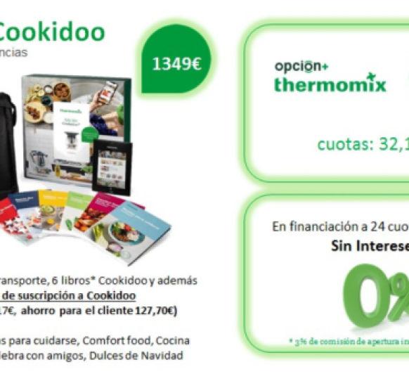 Oferta disponible de Thermomix®
