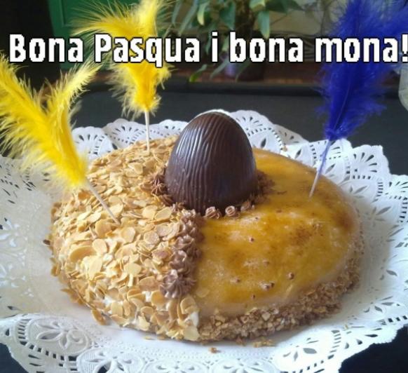 Mona de Pascua sara/yema