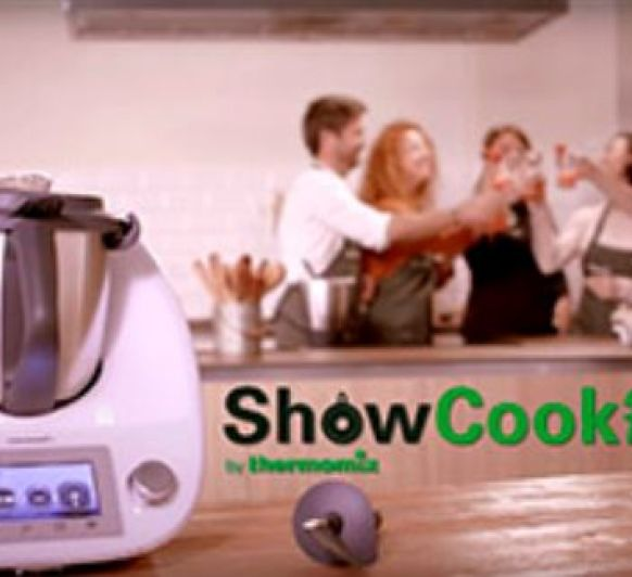 Tu SHOW COOKING puede tener premio !!