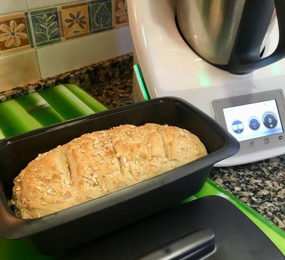 Pan rápido.