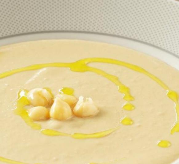 Crema de Hummus