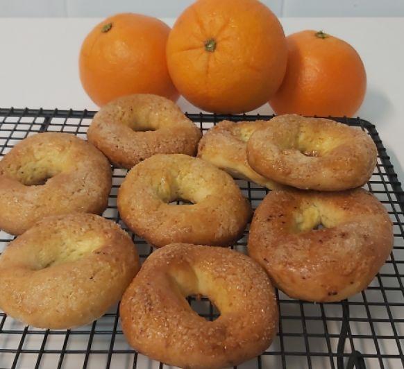 Roscos de Naranja