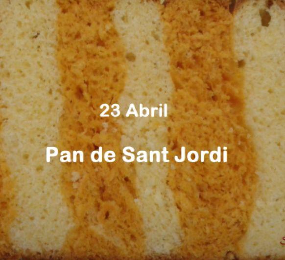 Pan de Sant Jordi con Thermomix®