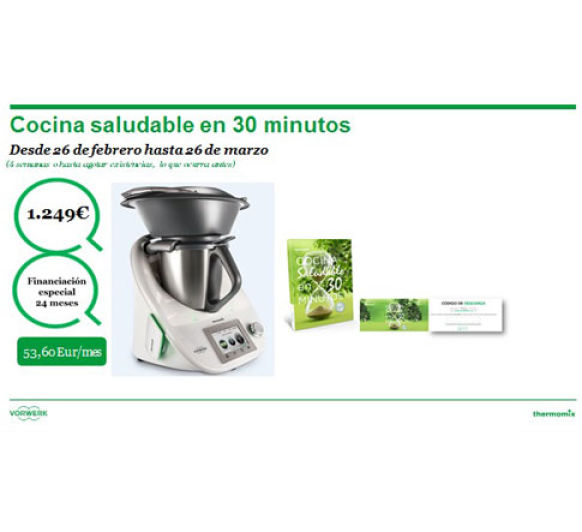Comprar Thermomix® sin intereses