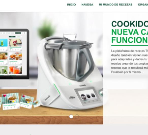 Nueva plataforma Cookidoo® y presentación de la Cook-Key®