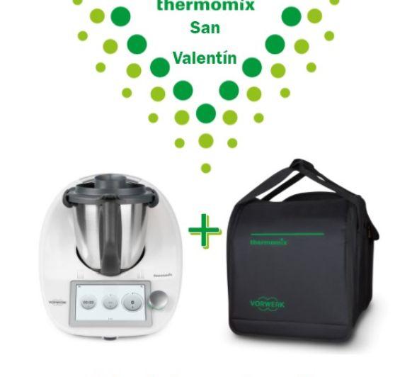 Promoción de febrero, Thermomix® TM6 con bolsa de transporte