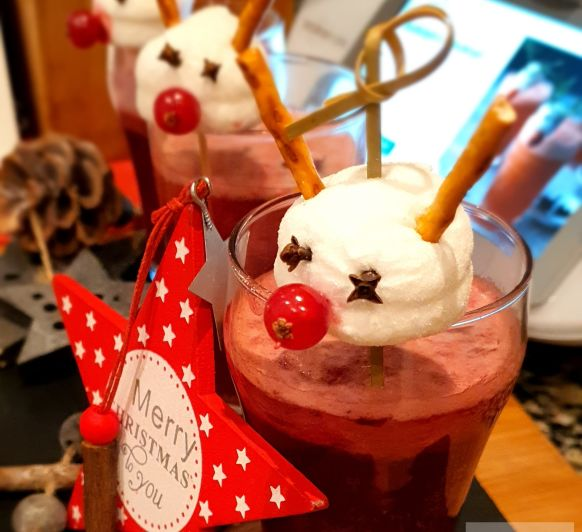 RUDOLPH'S MOCKTAIL EN Thermomix® ️