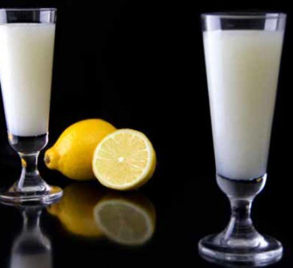 Sorbete de limón con Thermomix®