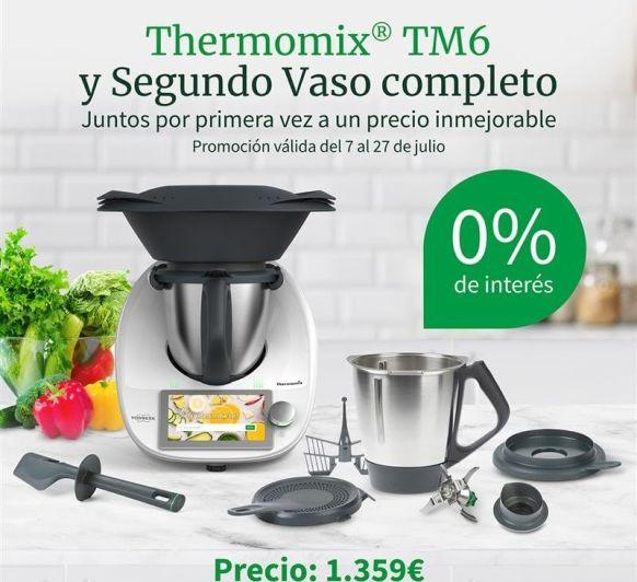 TM6 Y SEGUNDO VASO COMPLETO