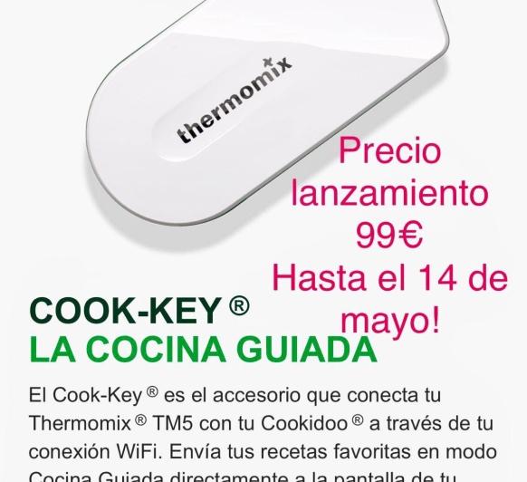 COOK-KEY - LA COCINA GUIADA - Thermomix®