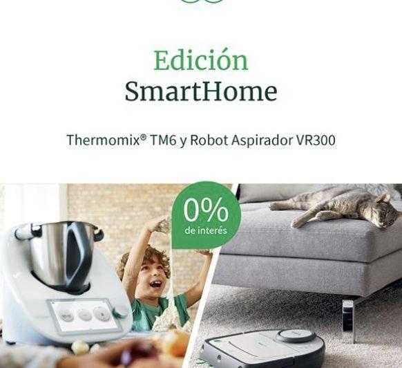 0% Thermomix® Y ROBOT ASPIRADOR