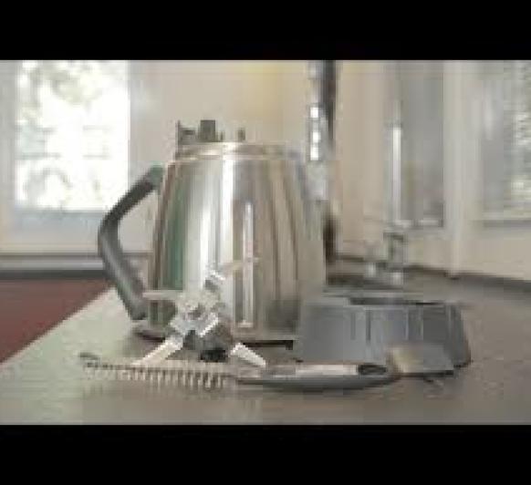 Ayuda: vídeo de como limpiar facilmente el vaso del Thermomix®