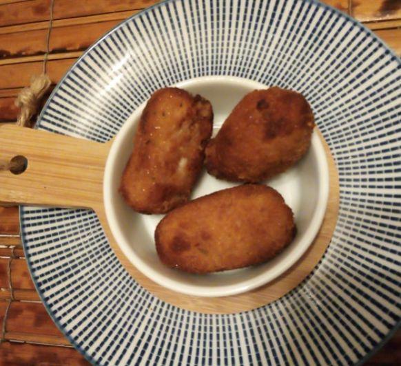 Croquetas de cocido en Thermomix®