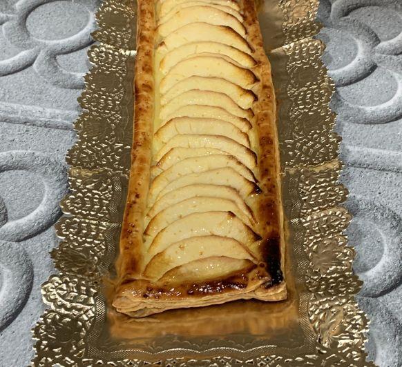 Tarta de manzana BY PASTISSERIA SANT PERE