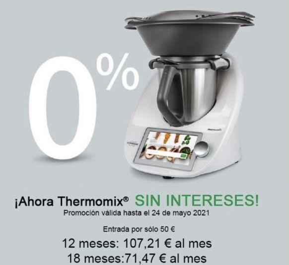Thermomix® 0% a tu medida
