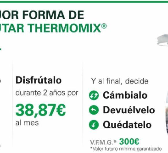 OPCION PLUS la mejor forma de disfrutar Thermomix®